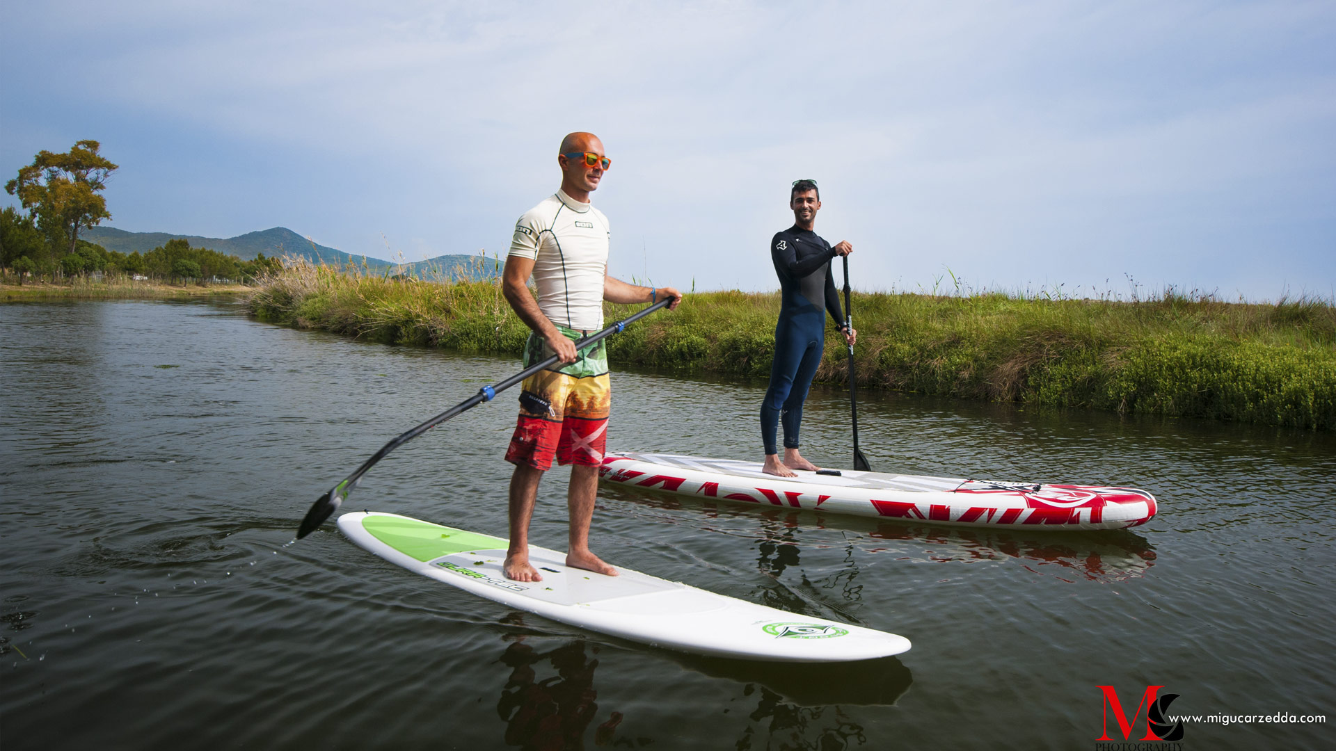 Stand Up Paddle (SUP) a Posada